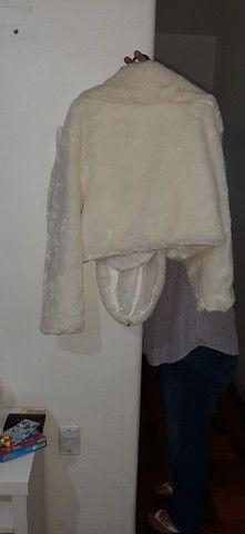 Jaqueta de pele  - Foto 2