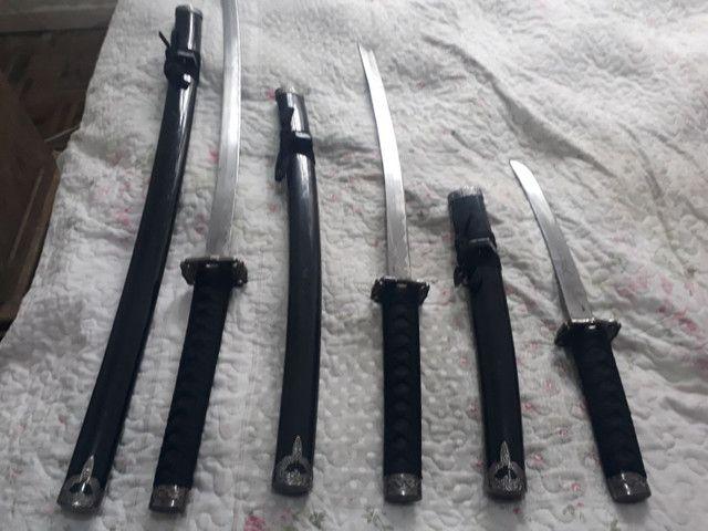 Espadas Samurai  - Foto 4