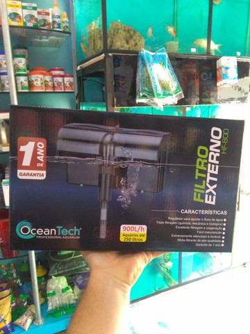 Filtro Externo Ocean Tech - Foto 5