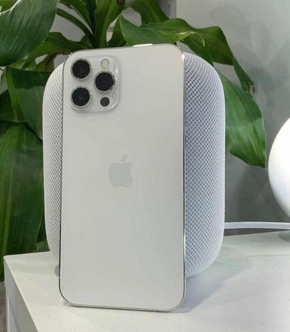 iPhone 12 Pro Max de 128gb, NOVO NA CAIXA LACRADA E A PRONTA ENTREGA  - Foto 5