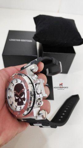O mais vendido top! Relógio Premium importado à pronta entrega! - Foto 6
