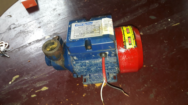 Bomba de puxar água  - Foto 2