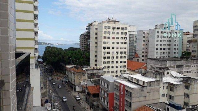 Apartamento com 2 dormitórios para alugar, 85 m² - Ingá - Niterói/RJ