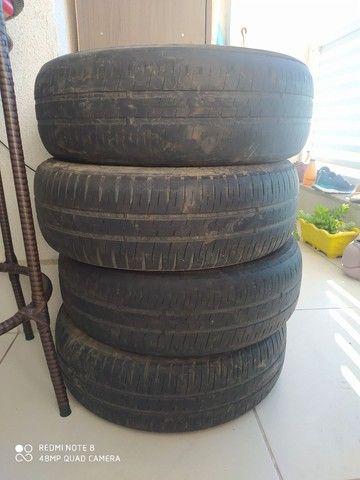 4 Pneus Michelin Fiat Siena/Palio