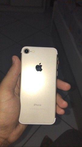 IPhone 7 32gb dourado - Foto 2