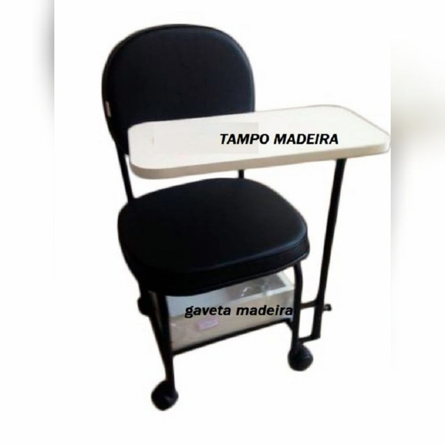 Cadeira para Cabeleireiro TERRA SANTA - Foto 2