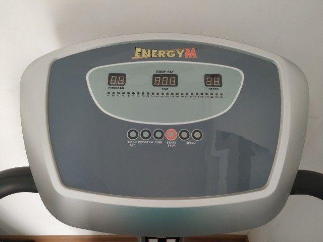 Plataforma Vibratória Energym Turbo Charger
