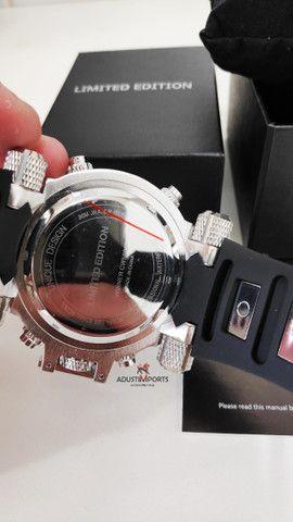 O mais vendido top! Relógio Premium importado à pronta entrega! - Foto 3