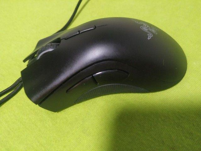 Mouse Gamer Razer Deathadder Elite - Foto 3