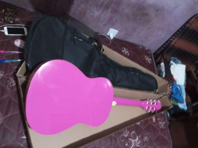 Vendo violão da michael - Foto 3
