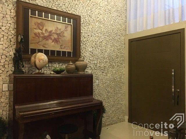 Casa de condomínio à venda com 4 dormitórios em Oficinas, Ponta grossa cod:393415.001 - Foto 17
