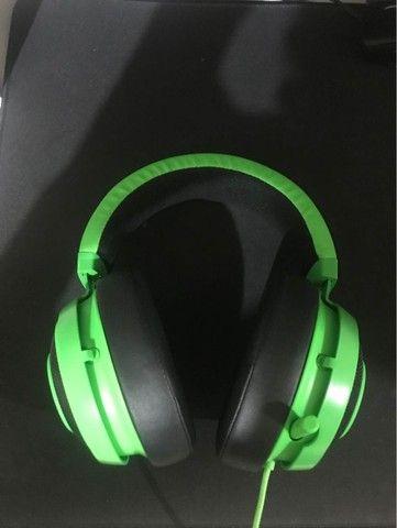 Fone Razer Kraken (Headset)