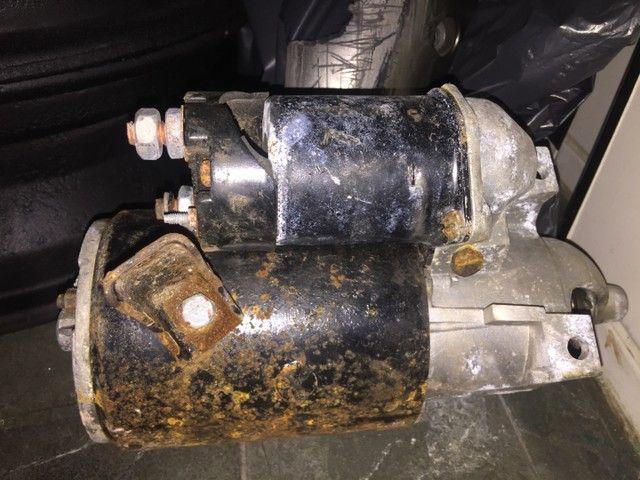 Motor de partida Opala 6cil