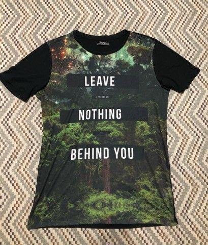 Camiseta Bershka original