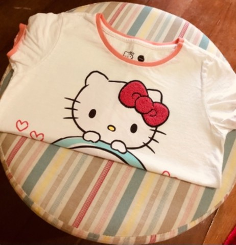 Blusa hello kitty  - Foto 2
