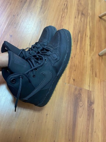 NIKE SON OF FORCE CANO ALTO R$ 450