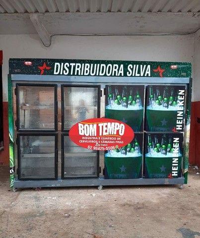 Cervejeiras para distribuidora de bebidas - Foto 4