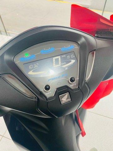 Honda Biz 125 com 1.910 km - Foto 4