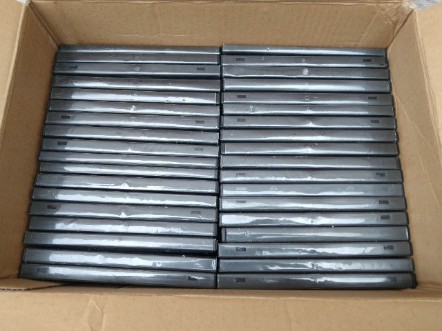 Cases/Capas de DVD 50 peças - Foto 4