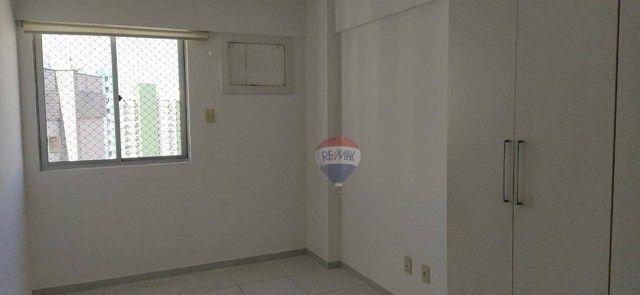 Apartamento com 3 dormitórios à venda, 79 m² por R$ 470.000,00 - Aflitos - Recife/PE - Foto 5