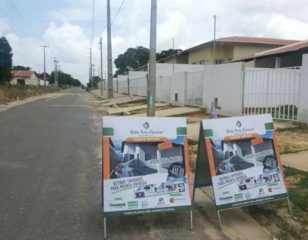Novas Casas de 63 e 85 m2 - Cascavel - CE - Promoçao ! - Foto 8