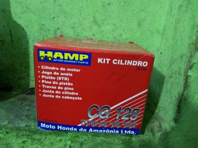 Kit cilindro cg 125 fan 2003a2008