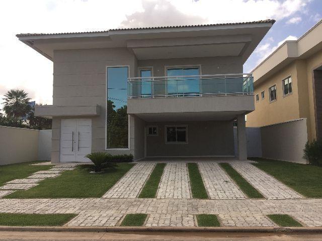 Alphaville Eusébio, Casa 5 quartos e Gabinete