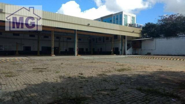Galpão para alugar, 1112 m² por r$ 22.000/mês - granja dos cavaleiros - macaé/rj - Foto 12