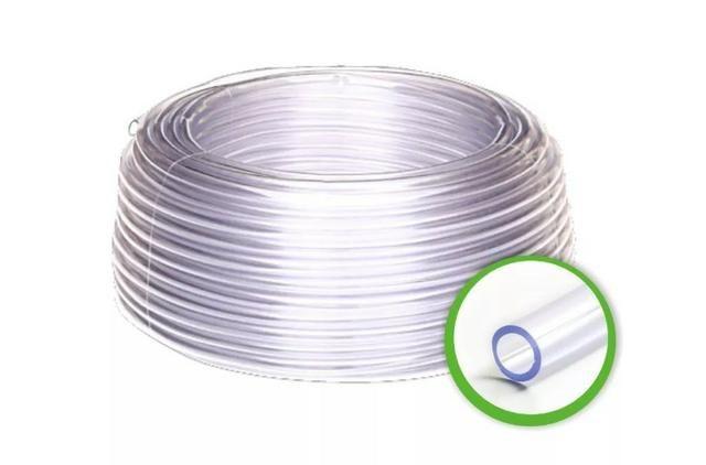 Mangueira Cristal 1/4 Parede 1mm - O metro