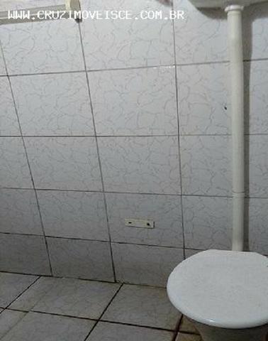 Casa Plana/Usada para Venda, Cascavel / CE, bairro Centro, 2 dormitórios, 1 banheiro - Foto 4