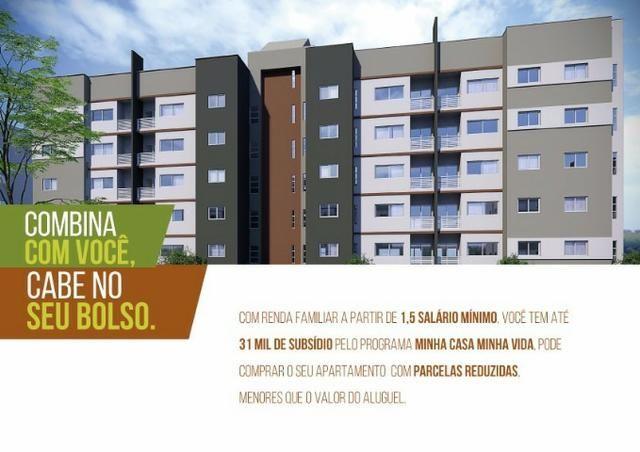4fb1b74f862 Fuja do Aluguel - Parque Planalto Condomínio Club   apt 2q ou 3q   MCMV