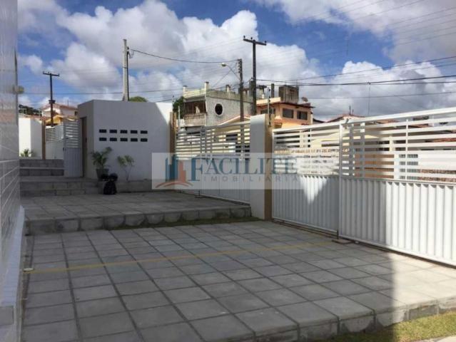 2837 - Apartamento para vender, Castelo Branco, João Pessoa, PB - Foto 4