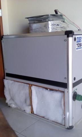 Ar condicionado fan coil 03 tosi