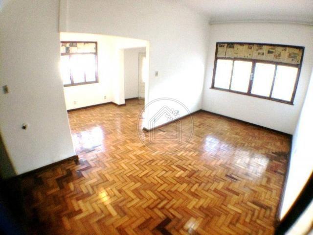 Grajaú, rua araxá ,casa com 5 dormitórios à venda, 200 m² por r$ 790.000,00 - grajaú - rio - Foto 2