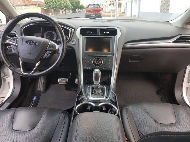 Ford Fusion 2015 FWD Titanium 2.0 Gtdi Eco - Foto 10