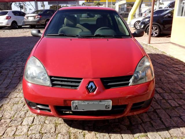Renault Clio 1.0 flex Authentique 2006 - Foto 2