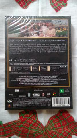 Dvd Do Filme: A Noviça Rebelde - Foto 3