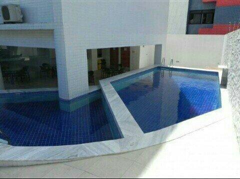 130,00 2/4 piscina beira mar de tambau