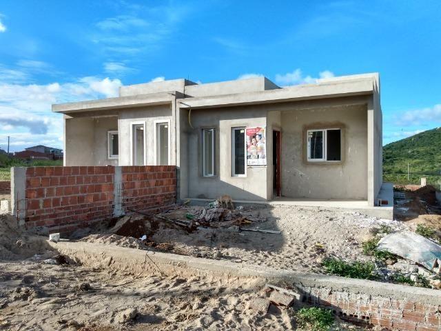 Vendo Casas 2 ou 3 quartos na cidade jardim - Financiamento Caixa - Entrada com FGTS - Foto 8