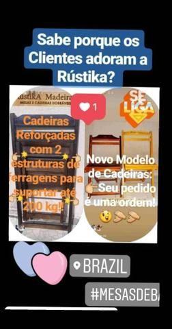 Conjuntos Dobráveis Rústika Madeiras Em Madeira Maciça