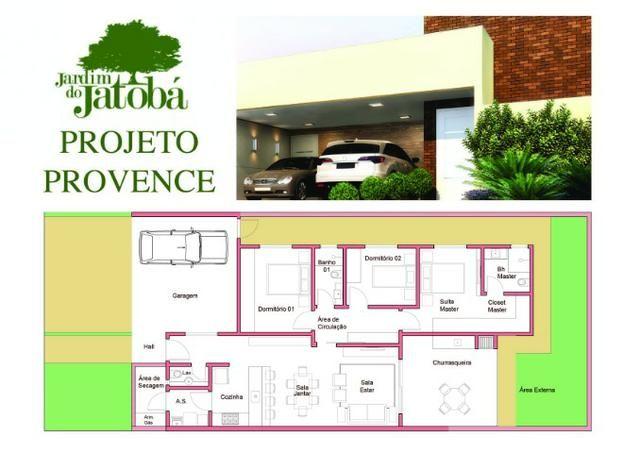 Casa Térrea - Condomínio Residencial Jardim do Jatobá / Hortolândia - SP - Estuda Troca - Foto 7
