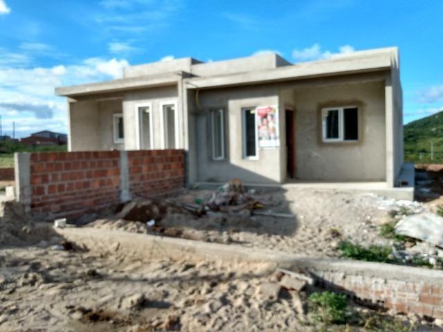 Vendo Casas 2 ou 3 quartos na cidade jardim - Financiamento Caixa - Entrada com FGTS - Foto 6