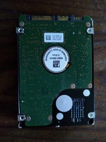 HD sata 750gb samsung (usado) - Foto 2