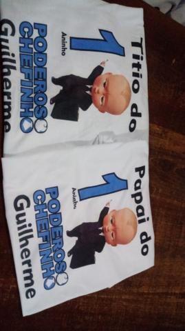 Camisa personslizadas - Foto 6