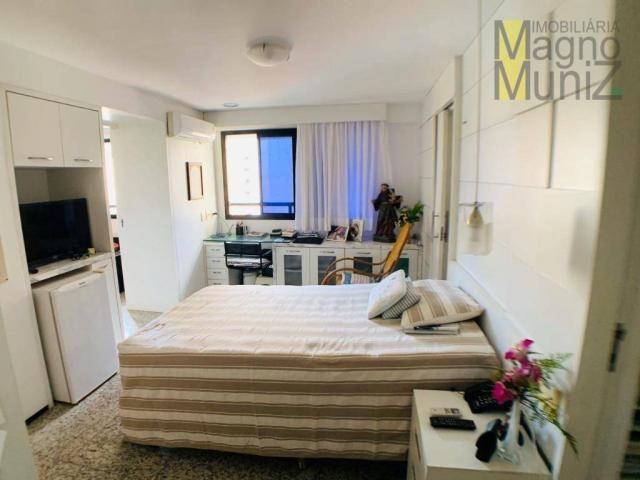 Apartamento de alto padrão à venda, 253 m² por r$ 1.650.000 - meireles - fortaleza/ce - Foto 13