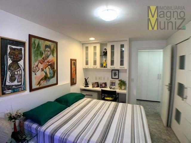 Apartamento de alto padrão à venda, 253 m² por r$ 1.650.000 - meireles - fortaleza/ce - Foto 15