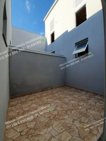 Casa 2 Dormitórios Parque Da Matriz Pátio Nos Fundos Excelente Acabamento!! - Foto 11