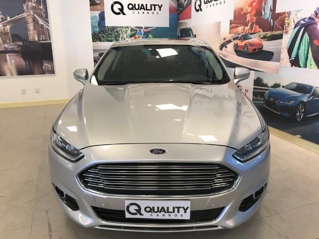 Ford - Fusion Titanium 2.0 GTDi Eco. Awd Aut - 2015 - Foto 2