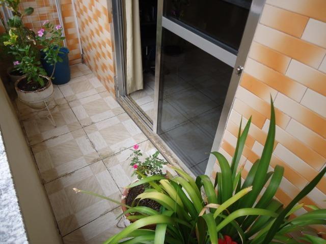 Ótimo apto com 2 quartos e varandão na Praça Seca - Foto 5