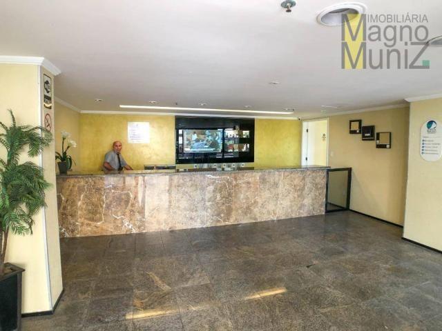 Apartamento com 2 dormitórios à venda por r$ 360.000 - praia de iracema - fortaleza/ce - Foto 5